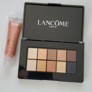 Lancome Eyeshadow and Juicy Tube Lip balm